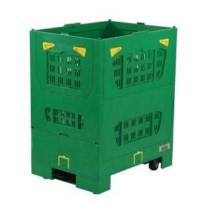 Elintarvikekelpoinen muovilaatikko